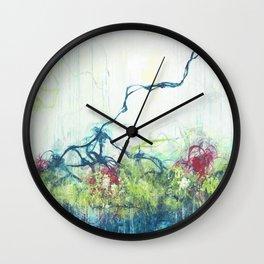 Fertile Foundation Wall Clock