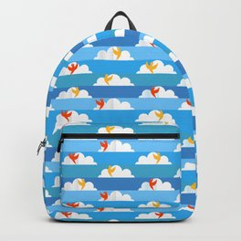 Birds Flying High Backpack