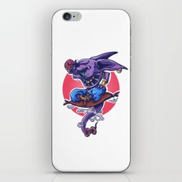 BEERUS iPhone Skin