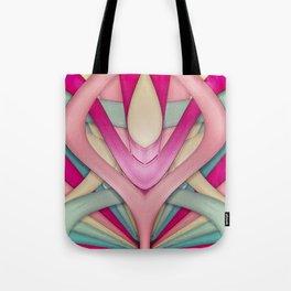Laminated bubblegum II Tote Bag