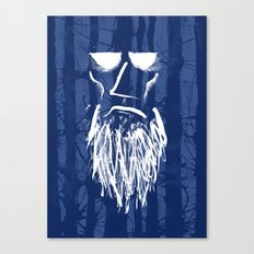 Old Man of the Woods Canvas Print