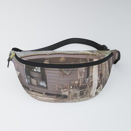 Old Timers Hut Fanny Pack