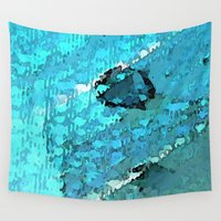 voyage Wall Tapestries featuring Voyage by Paul Kimble