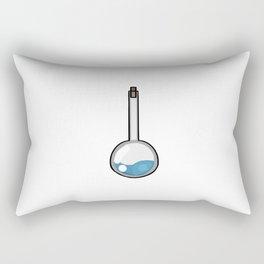 Test Tube Rectangular Pillow