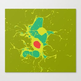 Sensory Neuron  Canvas Print