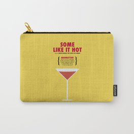 SOME LIKE IT HOT _MOVIE COCKTAIL_ Billy Wilder Carry-All Pouch