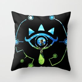 Hyrule [Breath of the Wild] Throw Pillow