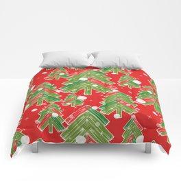 Christmas tree 2 Comforters
