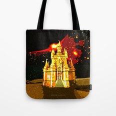 GOLDEN CASTLE-005 Tote Bag