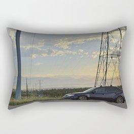 WRX Rectangular Pillow