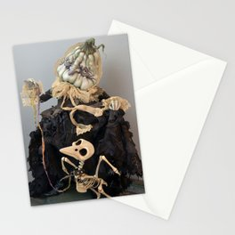 Rucus Studio Halloween Drucilla Fusspot Stationery Cards