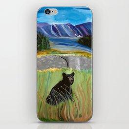 Bear Hunter iPhone Skin