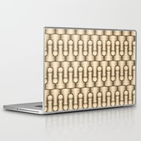 chess Laptop & iPad Skins featuring Chess by Kippy