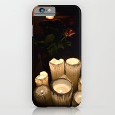 melting candles iPhone 6s Slim Case