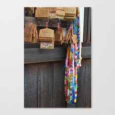 One Thousand Cranes Canvas Print