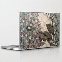 predator Laptop & iPad Skins featuring predator/prey by Love on a Bike