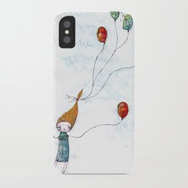Balloonessa iPhone Case