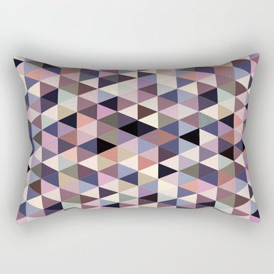 Abstract #364 Rectangular Pillow