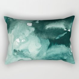 inkblot marble 4 Rectangular Pillow