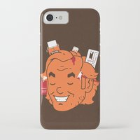jack daniels iPhone & iPod Cases featuring Jack by Derek Eads