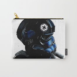Tie pilot Empire Star Watercolor Fanart Mugs Tshirts Prints Carry-All Pouch