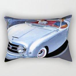 1952 Nash Healy Rectangular Pillow
