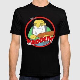 That's a paddlin' T-shirt