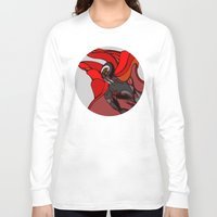 spawn Long Sleeve T-shirts featuring Medieval Spawn by Robert Cooper