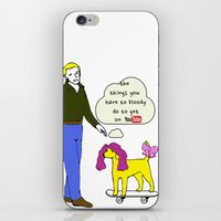 youtube iPhone & iPod Skins featuring Doghouse ' Youtube ' by peanut