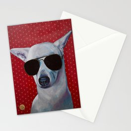 Sasha Fierce too Cool for School Stationery Cards