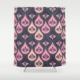 Droppe Shower Curtain