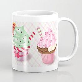 Pretty Cupcake Parade Coffee Mug