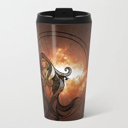 Virgo-Analytical, Reliable, Meticulous Travel Mug