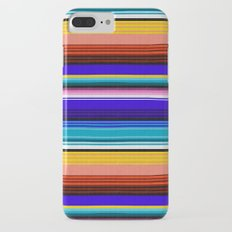 Mexican Stripes Slim Case iPhone 7 Plus