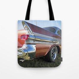 Classic Pontiac Tote Bag