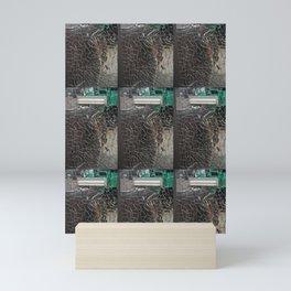 Mail Drop Mini Art Print
