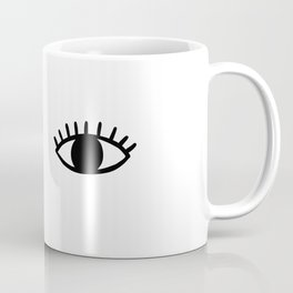 Eye wink Coffee Mug