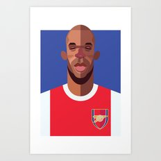 TH14 | Gunners Art Print