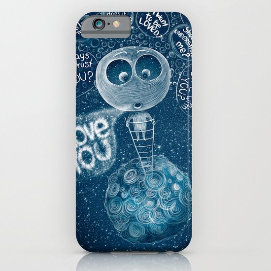 I love you iPhone & iPod Case