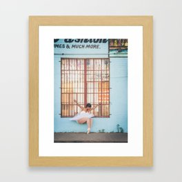 More - by Renee Scott Framed Art Print