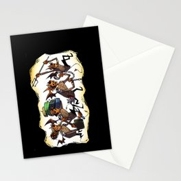 Hell's Bellhops Stationery Cards