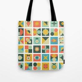 Geometric pattern #2 Tote Bag