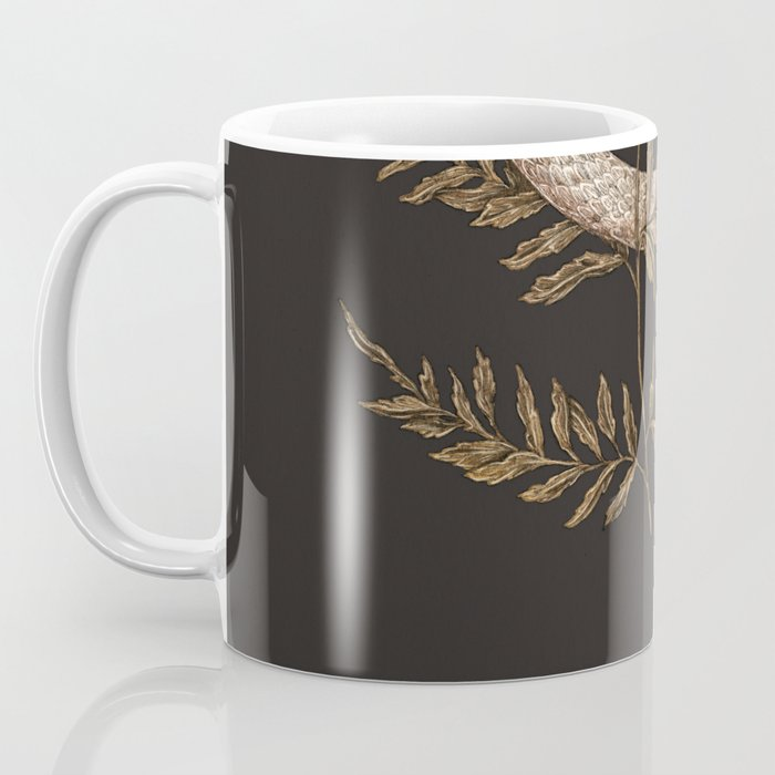 The Snake and Fern Coffee Mug