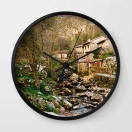 Bulnes Wall Clock