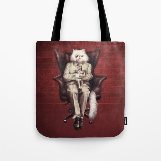 You Only Live Nine Times Tote Bag