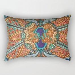 GEOMETRIC MOSAIC Rectangular Pillow