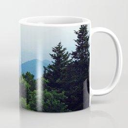 Summit At Brasstown Bald 2 Coffee Mug