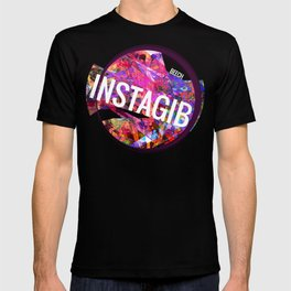 INSTAGIB Album Cover T-shirt