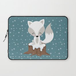 WINTERLAND FOX Laptop Sleeve