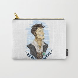 Handsome jack - King Carry-All Pouch
